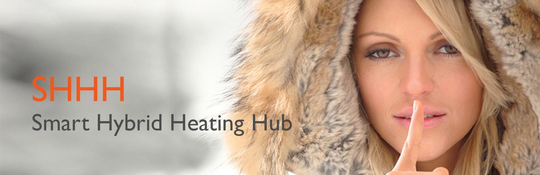 Smart Hybrid Heating Hub